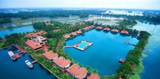 Thomas Chandy is accused of encroachment related to his Lake Palace Resort/Photo: t-ec.bstatic.com