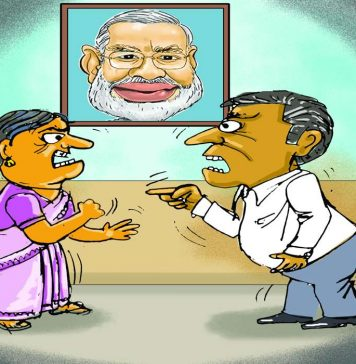 Satire: A couple's hilarious conversation on PM Narendra Modi