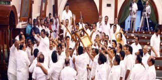 Political crisis in AIADMK Government: Courting Controversy