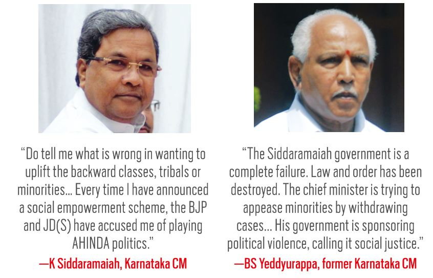 Karnataka polls: The Big fight