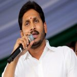 YSR Congress leader Jagan Mohan Reddy