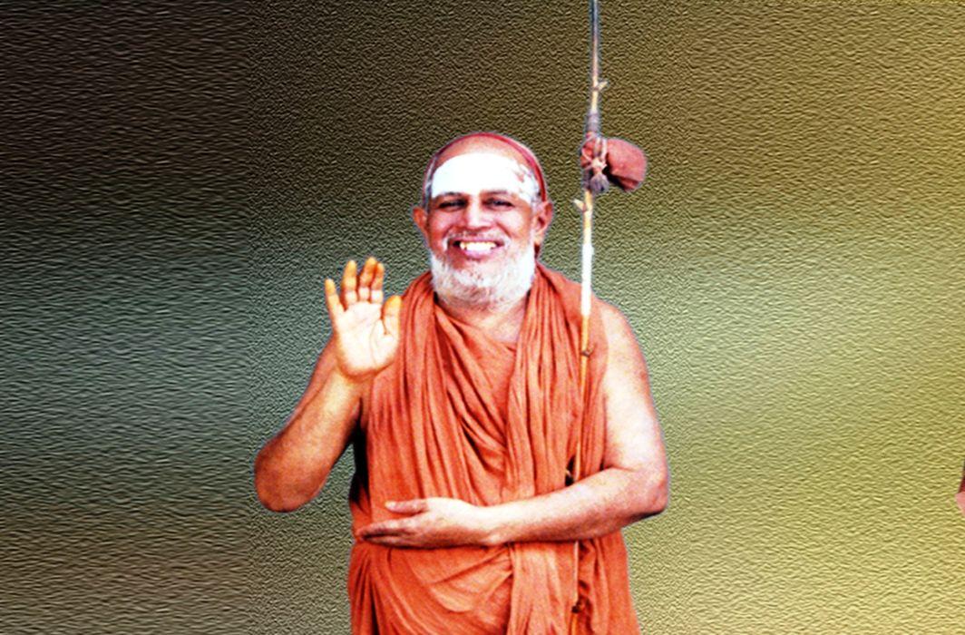 Kanchi Sankaracharya laid to rest close to guru Sri Chandrasekharendra Saraswati's grave