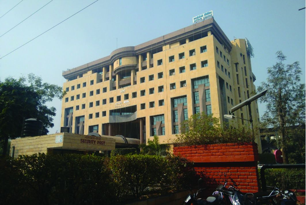 NTPC headquarters in Noida