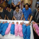 File photo of newborns at a surrogacy clinic/Photo: UNI