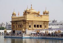 The Golden Temple in Amritsar, which was stormed by the military under orders from then Prime Minister Indira Gandhi in Operation Blue Star/Photo Courtesy: Wikipedia