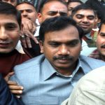 Former telecom minister A Raja (file picture)