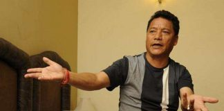 Bimal Gurung (file picture)