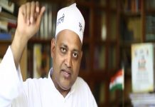 Somnath Bharti (file picture)