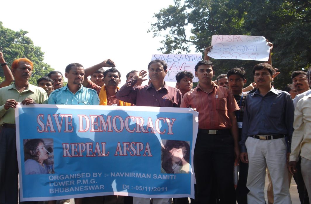 AFSPA removed from Meghalaya, restricted in Arunachal