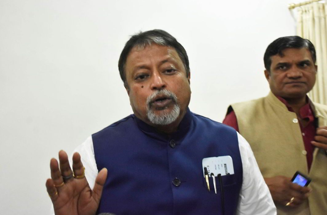 Mukul Roy/Photo: UNI