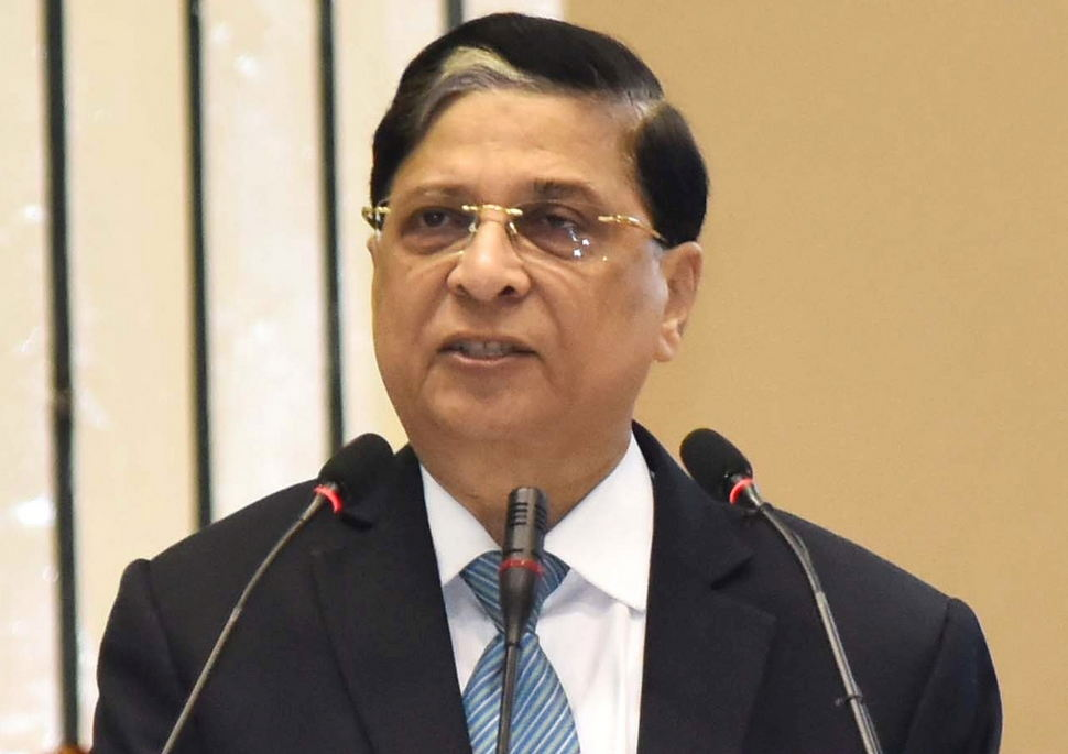 Opposition parties to move impeachment motion against CJI Dipak Misra