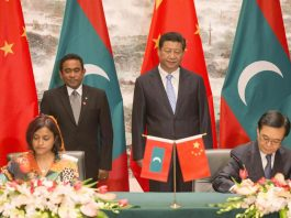 China's Clout in Maldives: Might of the Dragon