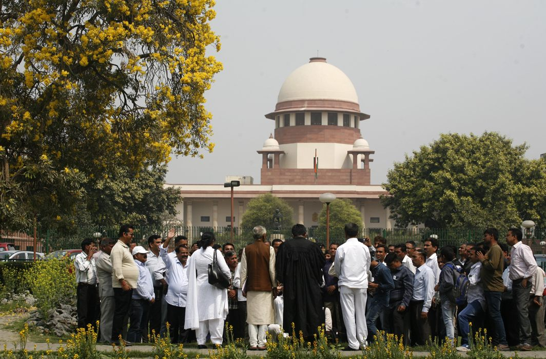 Supreme Court/Photo: Anil Shakya