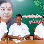 AIADMK symbol fight: Lawyers absent, petitioners seek adjournment