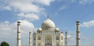 Taj Mahal/ Photo Courtesy: Yann Forget/Wikimedia Commons