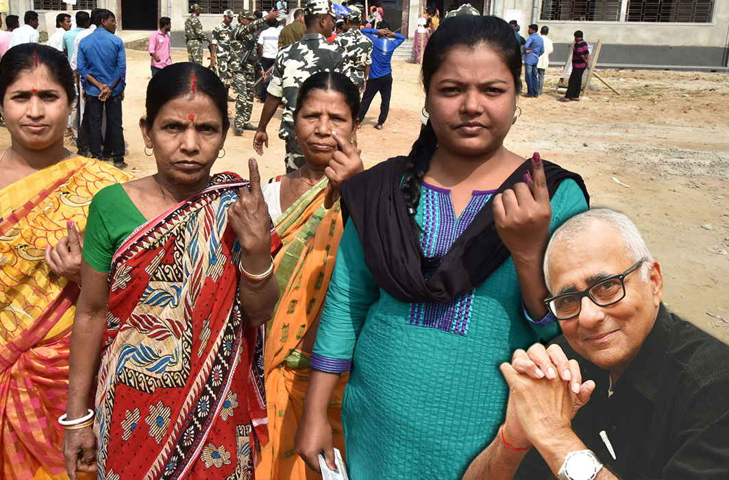 Will simultaneous polls help democracy