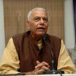 Yashwant Sinha quits BJP