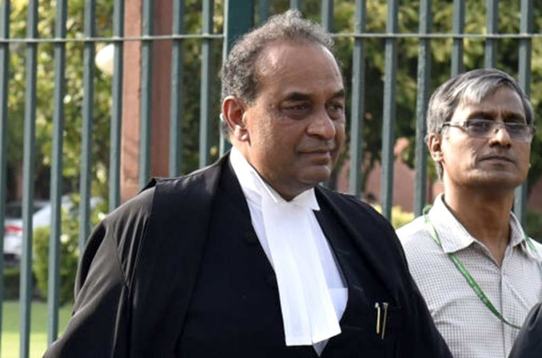 Mukul Rohatgi appointed as eminent jurist in Lokpal panel