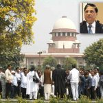 Challenge to Naidu drama ends in a whimper at SC: Sibal demands to know who set up constitution bench, withdraws petition