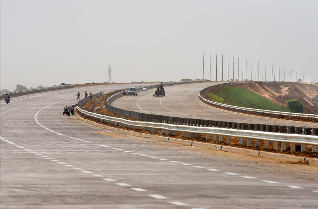 Eastern Peripheral Expressway will be inaugurated once RoB is complete: Gadkari