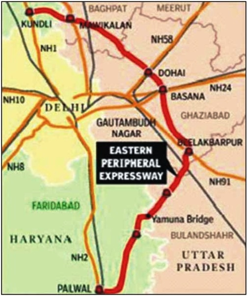 Open Eastern Peripheral Expressway before May 31: SC