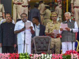 Karnataka CM Kumaraswamy's JD (S)-Congress coalition wins floor test as BJP walks out
