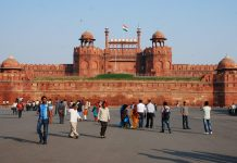 The government has allowed Dalmia Bharat Ltd to maintain and develop tourist facilities at the Red Fort for five years