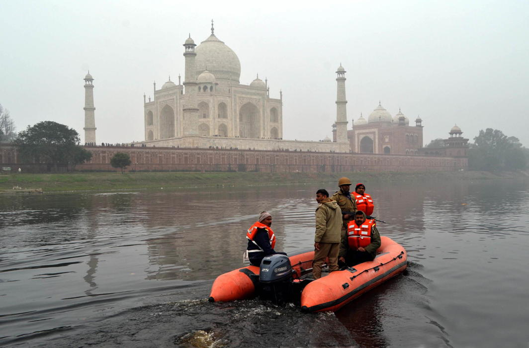 Preserving the Taj Mahal: A Herculean Task!