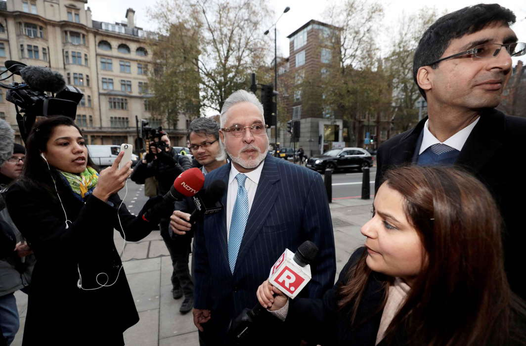 Indian banks win Rs10,000 cr lawsuit against Mallya in UK
