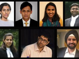 (Clockwise from top left) Ujwala Uppaluri, Apar Gupta, Vrinda Bhandari, Prasanna S, Raman Jit Singh Chima, Gautam Bhatia and Kritika Bhardwaj have tried to develop their own privacy bill, based on the foundation of the Privacy (Protection) Bill, 2013