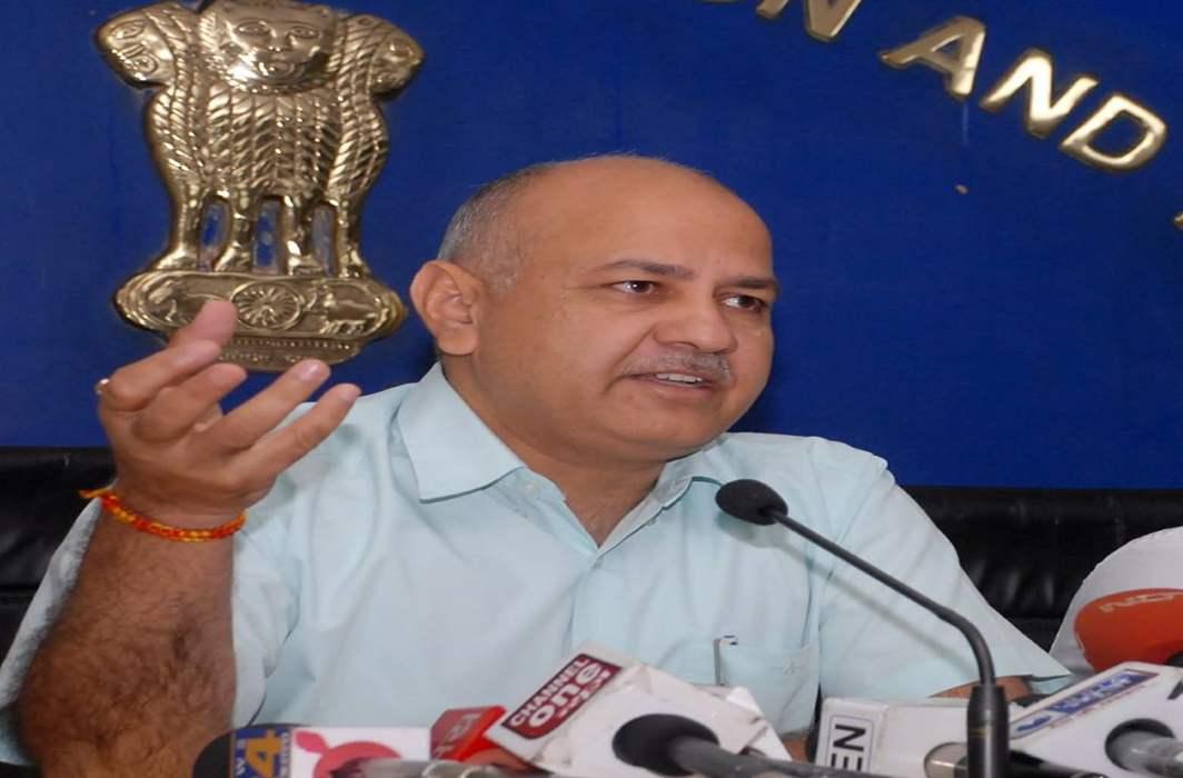 Deputy Chief Minister of Delhi, Manish Sisodia
