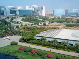 HITEC IT Park in Hyderabad