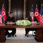 Trump, Kim sign treaty, Kim promises complete denuclearisation of Korean Peninsula