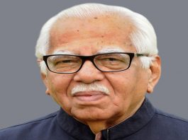 UP Governor Ram Naik