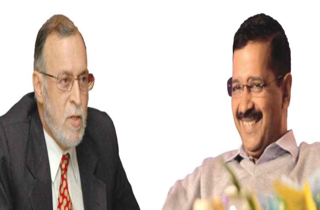 Delhi Govt vs. LG