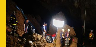 Satire: Cave Rescue, Indian Style