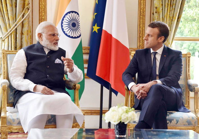 Prime Minister Modi and French President Emmanuel Macron have harped on the secrecy clause