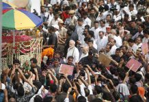 Vajpayee, the last journey