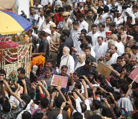 Vajpayee, the last journey