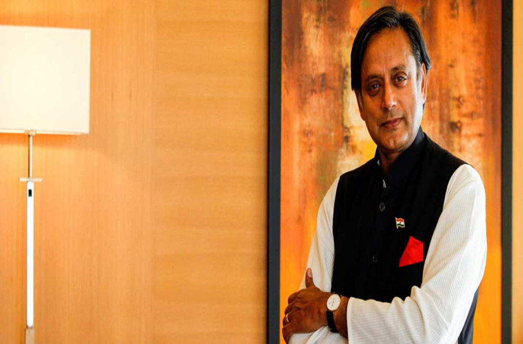 Tharoor allowed to visit Geneva to visit Kofi Annan's family