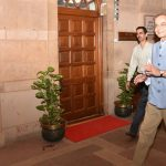 Jaitley back in charge as Union Finance and Corporate Affairs Minister