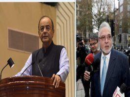 """Mallya's """"met Jaitley"""" revelation triggers BJP-Congress war of words"""