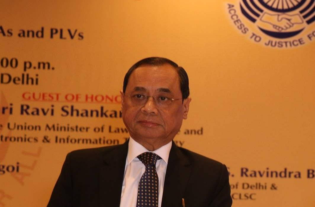 Justice Ranjan Gogoi appointed new CJI