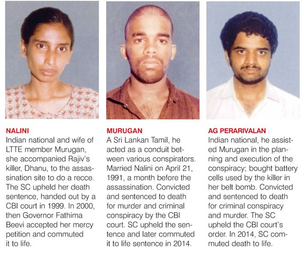 Rajiv Gandhi Assassins: Clemency Dilemma
