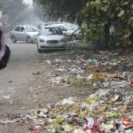 Lack of civic sense has turned our cities into open garbage dumps/Photo: Anil Shakya