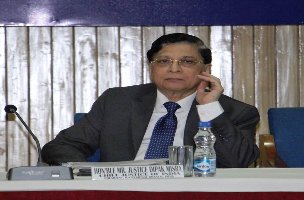 CJI Dipak Misra/Photo: Anil Shakya