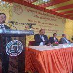Farewell: Chief Justice Dipak Misra demits office