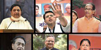 2019 Semi-finals: EC announces MP, Raj, CG, Telangana and Mizoram poll dates