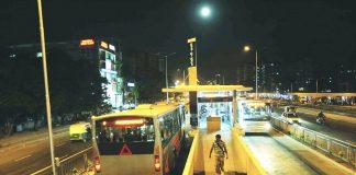 Metro: Rough Ride