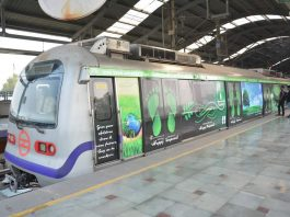 Centre to Delhi HC: 704 metro coaches have already been commissioned for curbing air pollution in the upcoming winters